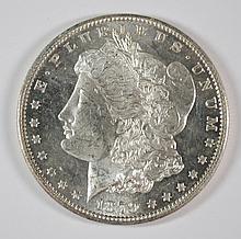 1879-S MORGAN DOLLAR GEM BU PL NICE