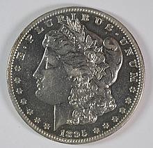 1895-S MORGAN DOLLAR XF/AU