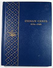 (37) DIFFERENT INDIAN HEAD CENTS IN ALBUM  LOWER GRADES