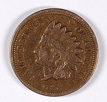1859 INDIAN HEAD CENT XF-40