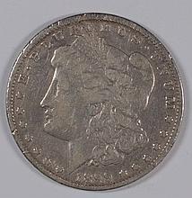 1899 MORGAN DOLLAR VG (DAMAGED)