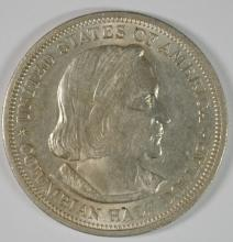 1892 COLUMBIAN COMMEM HALF DOLLAR