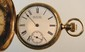 Pocket Watch Waltham 14k Gold Hunting Case