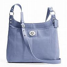 New COACH purse, F19265, Cornflower Blue
