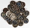 ONE ROLL ( 40 ) COINS, JEFFERSON NICKELS 1963 AND OLDER!
