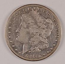 1893-S MORGAN DOLLAR FINE+