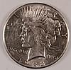 1928 PEACE DOLLAR UNC