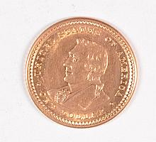 1904 $1 Gold Commen (Lewis and Clark) MS64