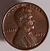 1955 DDO LINCOLN CENT AU+