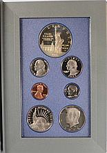 1987 U.S. PRESTIGE PROOF SET ( CONSTITUTION ) IN NICE ORIGINAL BOX WITH CERT.