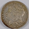 1893-S Morgan Dollar VF-35