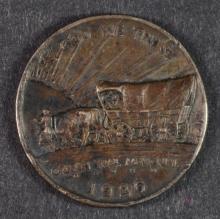 1926-S OREGON TRAIL MEMORIAL  HALF DOLLAR - AU