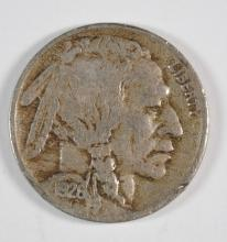 1926-S BUFFALO NICKEL VF KEY DATE