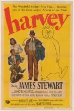 HARVEY POSTER. 1950 ORIGINAL.