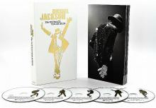 MICHAEL JACKSON THE ULTIMATE COLLECTION WHITE BOX SET.