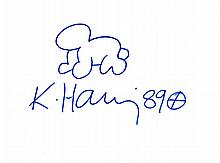 KEITH HARING: RADIANT BABY.