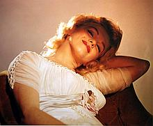 MARILYN MONROE 1957.
