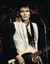ADAM ANT SIGNED PHOTO.