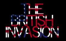THE BRITISH INVASION.