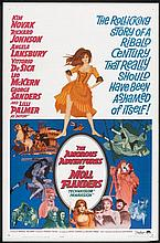 THE AMOROUS ADVENTURES OF MOLL FLANDERS 1965 ONE SHEET.27