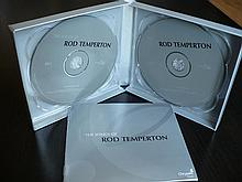 MICHAEL JACKSON 'THE SONGS OF ROD TEMPERTON CD BOX SET'