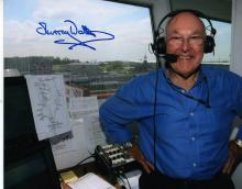 Murray walker signed photo.