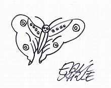 ERIC CARLE BUTTERFLY