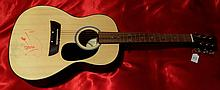 CARRIE UNDERWOOD SIGNED CLASSICAL GUITAR