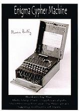 MAVIS BATEY ENIGMA CYPHER MACHINE PHOTO.