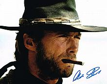 CLINT EASTWOOD SIGNED PHOTO.