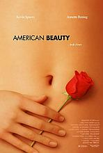 AMERICAN BEAUTY FILM POSTER 38x27 INCHES.