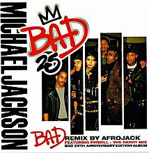 RARE MICHAEL JACKSON BAD 25 - THE DERRY MIX