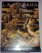 THE LORD OF THE RINGS - FELLOWSHIP OF THE RING BOX SET.