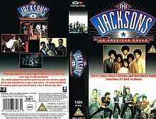 THE JACKSONS - AN AMERICAN DREAM.