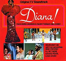DIANA! ORIGINAL TV SOUNDTRACK FEAT JACKSON 5 1ST UK PRESSING.