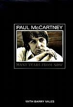 PAUL MCCARTNEY - MANY YEARS FROM NOW BOOK