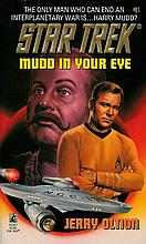 STAR TREK - MUDD IN YOUR EYE BOOK.