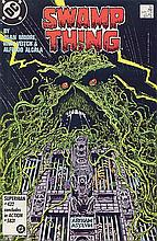 SWAMP THING NO 52 2ND SERIES - NATURAL CONSEQUENCES.