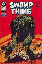 SWAMP THING NO 63 2ND SERIES - LOOSE ENDS (REPRISE).