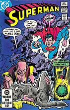 SUPERMAN VOL 1 375 - THE STONING OF LANA LANG.