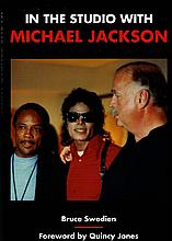 IN THE STUDIO WITH MICHAEL JACKSON: BRUCE SWEDIEN BOOK.