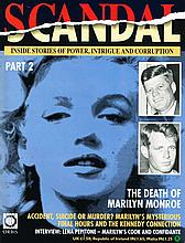 MARILYN MONROE SCANDAL MAGAZINE.