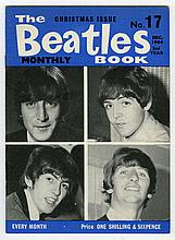 THE BEATLES MONTHLY NUMBER 17 DECEMBER 1964.