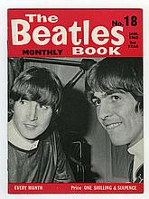 THE BEATLES MONTHLY BOOK NUMBER 18 JAN 1965