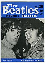 THE BEATLES MONTHLY BOOK NUMBER 20 MARCH 1965.