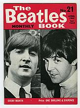 THE BEATLES MONTHLY BOOK NUMBER 21 APRIL 1965