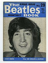 THE BEATLES MONTHLY NUMBER 29 XMAS EDITION DECEMBER 1965