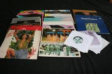 DIANA ROSS AND THE SUPREMES VINYL COLLECTION.