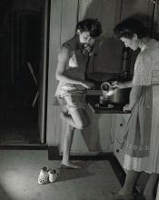 JANE RUSSELL 1941 ORIGINAL PHOTO EARL THIESEN 1903-1973.