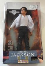 MICHAEL JACKSON - BLACK OR WHITE SINGING DOLL